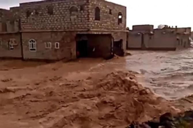 Birleşmiş Milletler: Yemen'de devam eden sel felaketi binlerce kişiyi yerinden etti