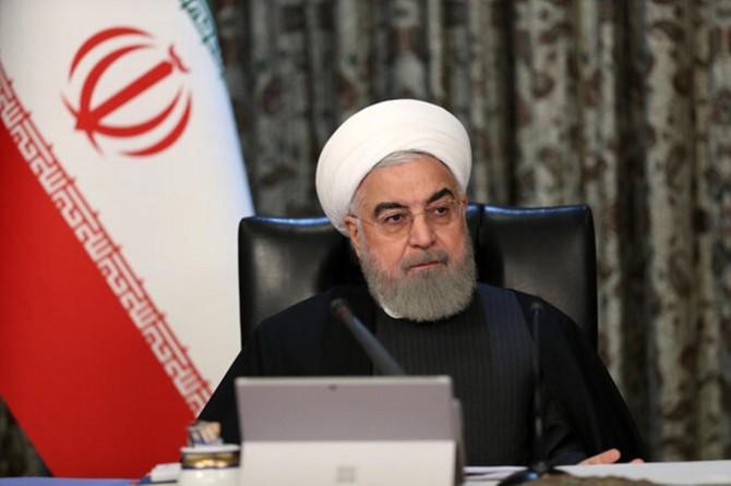 """Ruhani: """"ABD'nin, KOEP mekanizmalarını kullanma hakkı yoktur"""""""