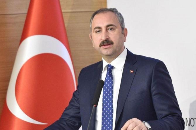 Adalet Bakanı Gül, orman yangınlarına karşı uyarıda bulundu