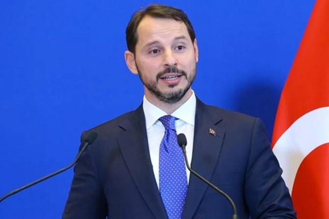 """Maliye Bakanı Albayrak: """"Dünya tarihinin en büyük ekonomik krizi yaşanıyor"""""""