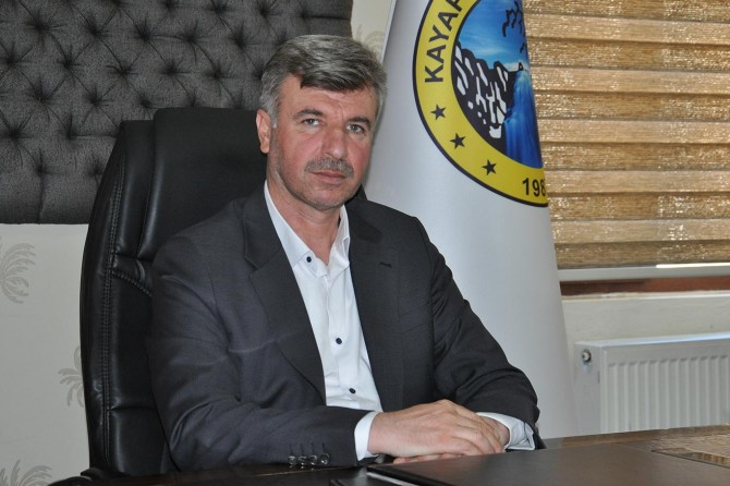 Kayapınar Beldesi Belediye Başkanı: Beldemizi geliştirip ilçeye dönüştürmek istiyoruz