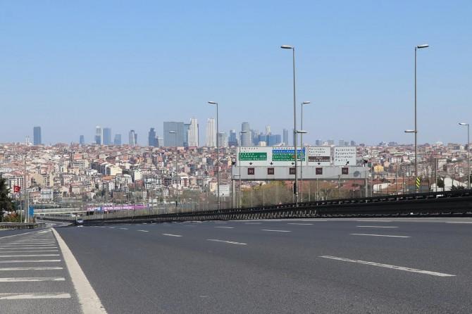 Edirnekapı'da E-5 karayolu tek yönlü olarak trafiğe kapatılacak