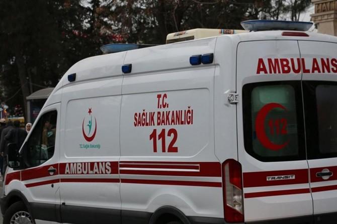 Kocaeli'de askerleri taşıyan araç kaza yaptı: 17 yaralı