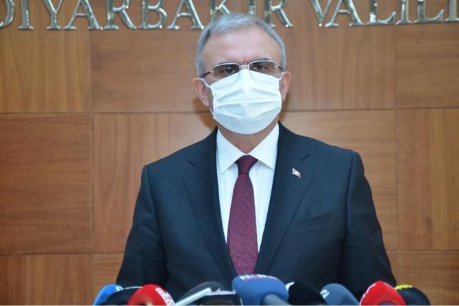 Diyarbakır'da Coronavirus'e karşı yeni tedbirler alındı
