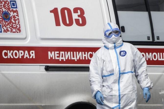 Rusya'da Covid-19 kaynaklı ölümlerin sayısı 15 bin 384'e yükseldi