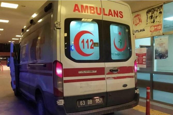 Şanlıurfa'da balkondan düşen 3 yaşındaki çocuk hayatını kaybetti