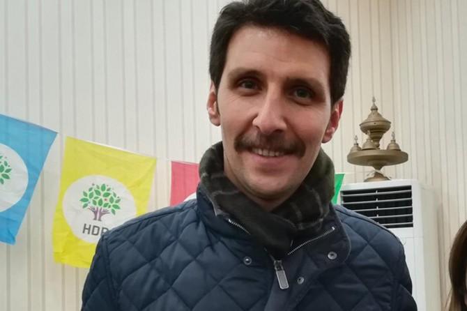 Eski HDP'li Yenişehir Belediye Eş Başkanı İbrahim Çiçek tutuklandı