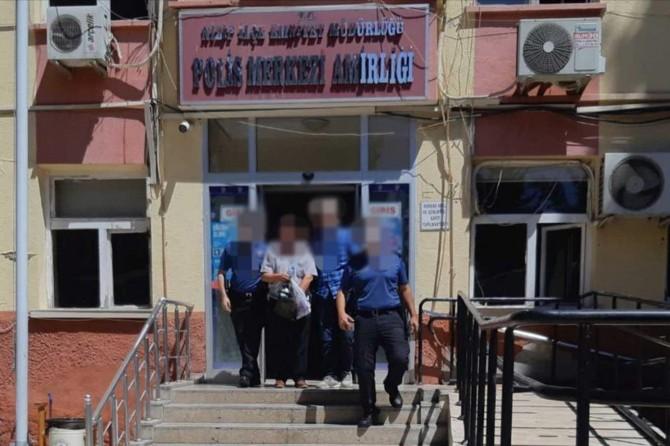 4 ayrı suçtan aranan şüpheli sahte kimlikle yakalandı