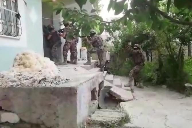 Li Wanê operasyona PKKê: 8 kes hatin binçavkirin