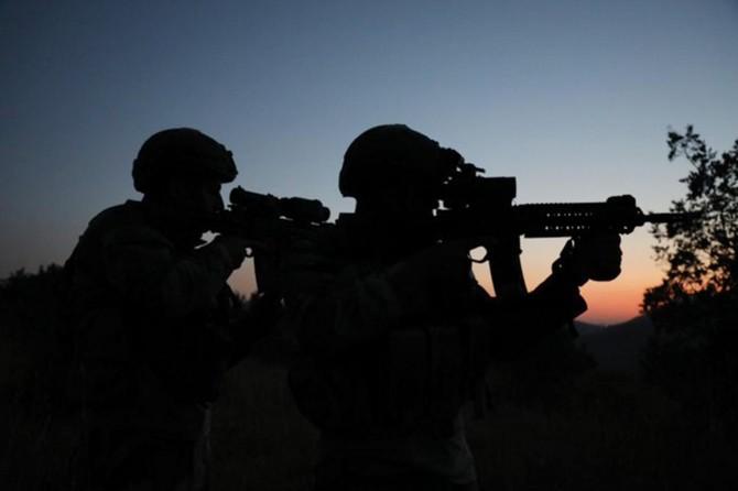 MSB: Zeytin Dalı bölgesinde 4 PKK/YPG'li gözaltına alındı