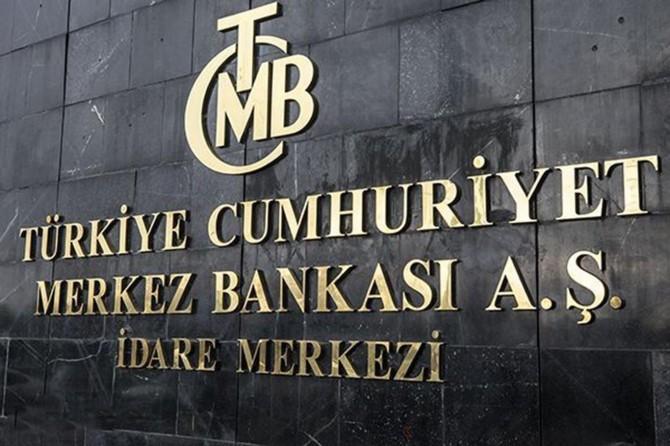 Merkez Bankası yıl sonu enflasyon beklentisi yüzde 10,82'ye yükseldi