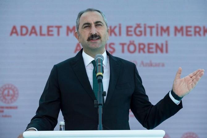 """Bakan Gül: """"Doğu Akdeniz'de Türkiyesiz yapılan anlaşmaların hiçbir tutar tarafı yoktur"""""""