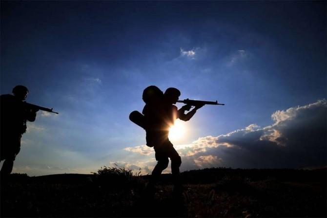 Zeytin Dalı bölgesinde 5 PKK/YPG'li daha gözaltına alındı