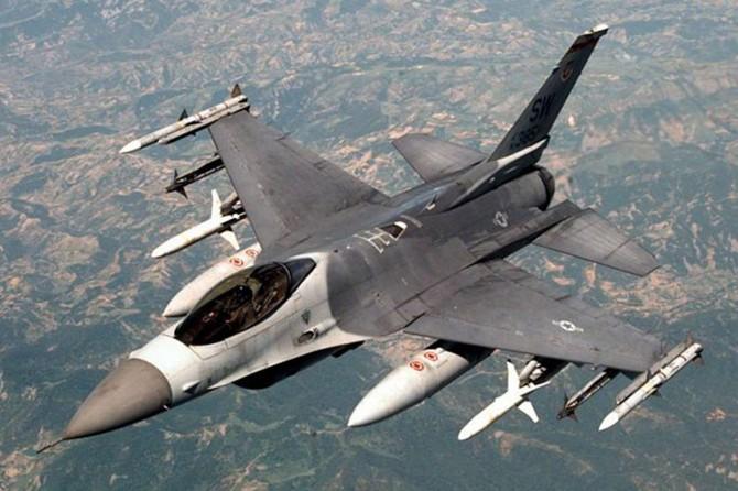 Tayvan, ABD'den 90 adet F-16 savaş uçağı alacak