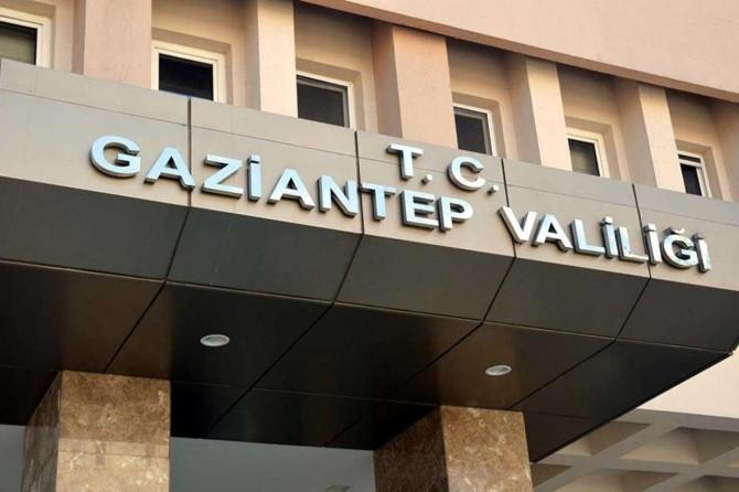 Gaziantep'te her türlü eylem ve etkinlik 15 gün boyunca yasaklandı