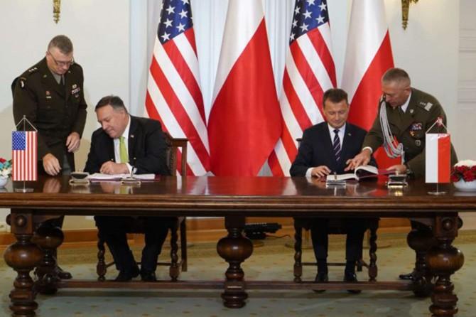 ABD ve Polonya arasında Savunma İşbirliği Anlaşması