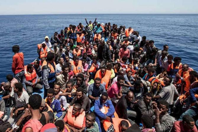 İtalya'ya giden göçmen sayısı geçen yıla göre 2 kat arttı