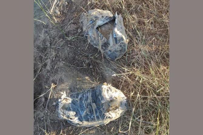 İçişleri: Adana'da eylem hazırlığındaki şüpheli TNT ile yakalandı