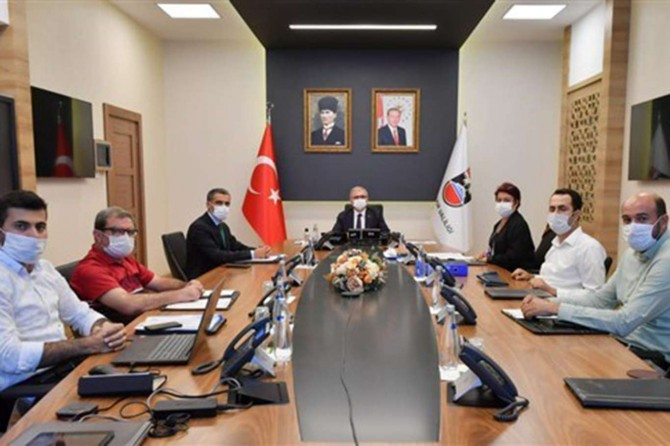 Diyarbakır'da 25 kavşak, drone ve seyyar kameralarla izlenecek