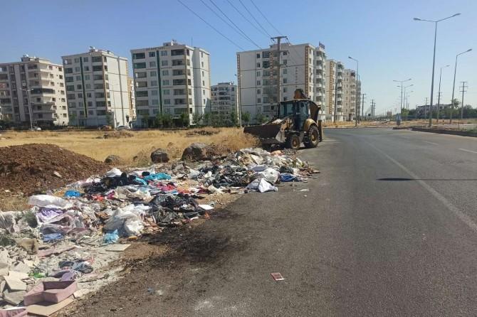 Diyarbakır'da rahatsızlık veren görüntü temizlendi
