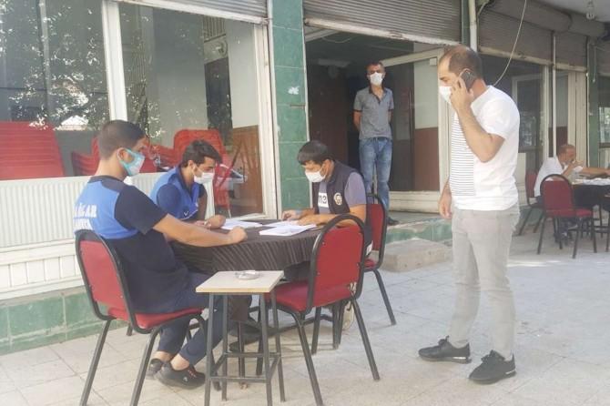 Vaka sayılarının arttığı Diyarbakır Bağlar'da denetim seferberliği
