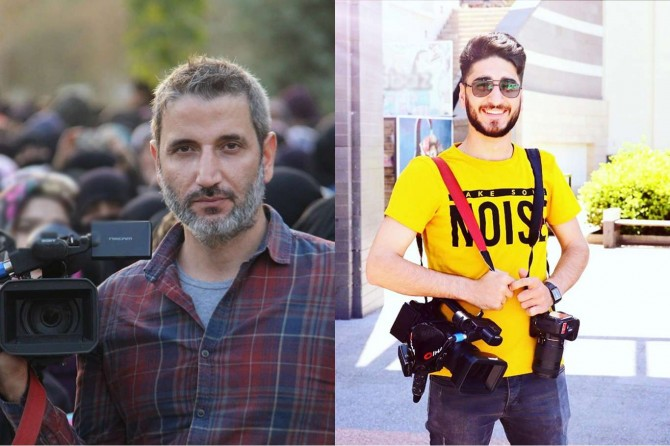 Diyarbakır'da haber takibi yapan muhabirler bir grubun bıçaklı saldırısına uğradı