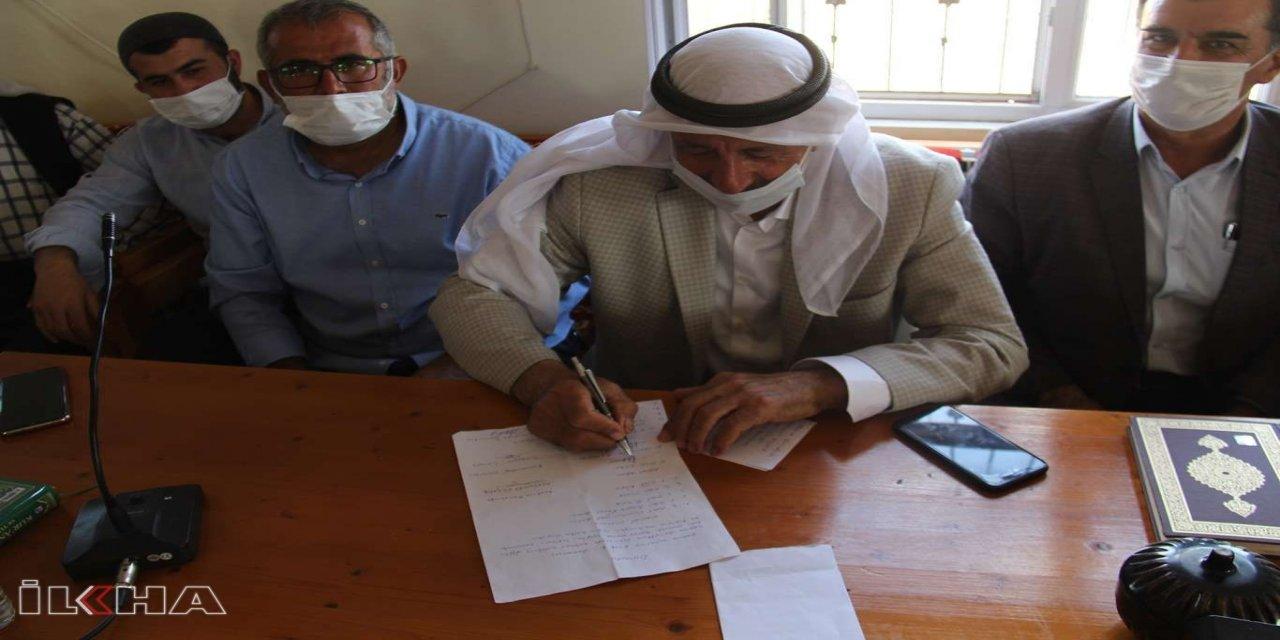 Çınar'da 4 aşiret, düğün takılarına sınırlama kararı aldı