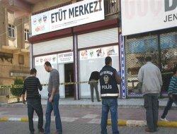 Diyarbakır'da Etüd Merkezine Bomba