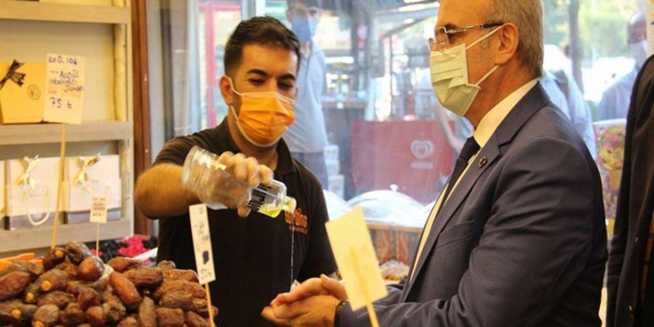 Diyarbakır'da koronavirus denetimleri sürüyor