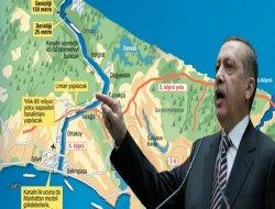 Kanal İstanbul`un Güzergahı