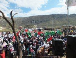 Hani Abacılar köyünde Muhammedi sevda