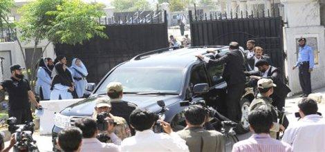 Müşerref'e tutuklama kararı çıktı