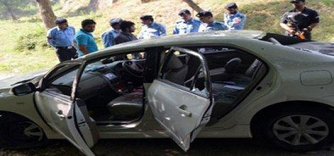 Müşerref'i yargılayan savcı öldürüldü