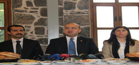 Başbakanın Başdanışmanı Diyarbakırda