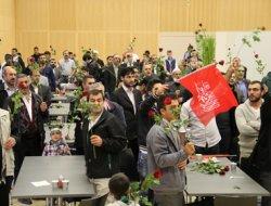 Avusturya Salzburg'da Muhammedi sevda