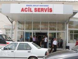 Bingöl Yedisu'da kaza: 2 yaralı
