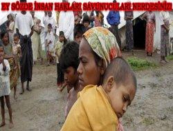Myanmar Yönetimi`nden Utanç Verici Uygulama