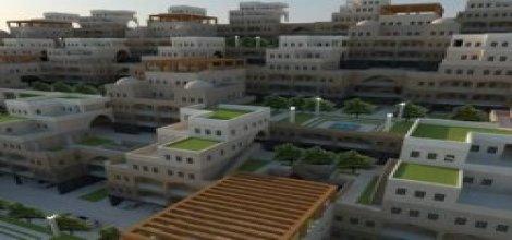 Çermik'te 5 yıldızlı termal köy projesi