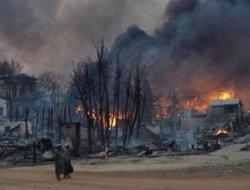 Myanmar'da çatışmalar Lashio'ya uzandı