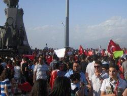 Gezi Parkı Olayları İskenderun'u da karıştırdı