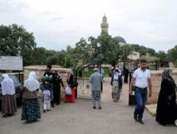 Türkiye'nin tek peygamber mezarlığı Diyarbakır'da