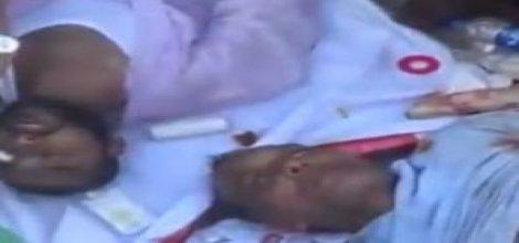 Firavun'un Ordusu Helikopterle Vurdu: 72 Ölü