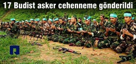 Myanmar'da cihad başladı