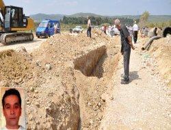 Antalya'da göçük: 1 ölü