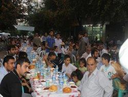 HÜDA PAR'dan Yenişehir'de kitlesel iftar