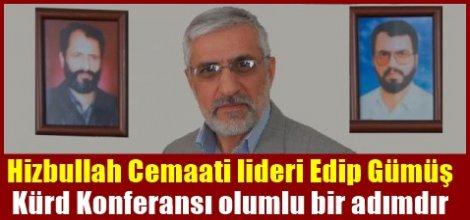 Hizbullah Cemaati lideri Edip Gümüşten açıklamalar