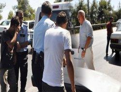 CHP'li vekil yayaya çarpıp kaçan motosikletliyi yakaladı