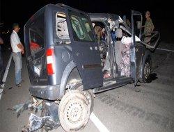 Ağrıda korkunç kaza: 6 ölü