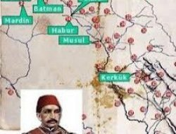 2. Abdülhamid'e sunulan en ayrıntılı petrol haritası