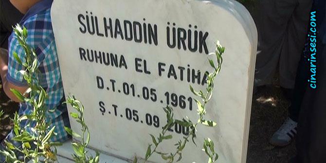 Şehid Selhaddin Ürük mezarı başında anıldı